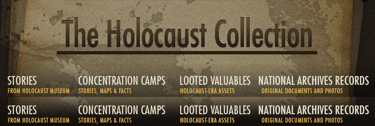 Fold3 - Holocaust Collection