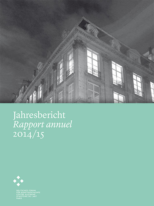 Rapport annuel 14/15