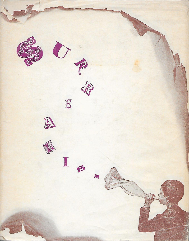 Julien Levy, Surrealism, Umschlag gestaltet von Joseph Cornell, 1936.