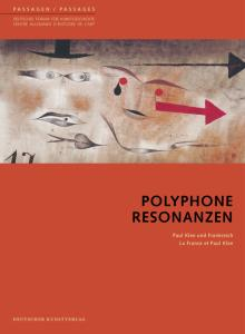 Coverabbildung »Polyphone Resonanzen«