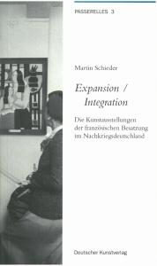Coverabbildung »Expansion / Integration«
