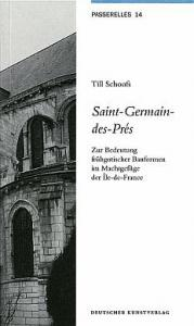 Coverabbildung »Saint-Germain-des-Prés«