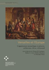 Cover Verailles et l'Europe
